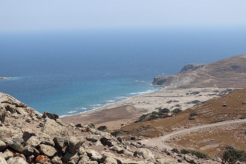 Saint Efstratios, island