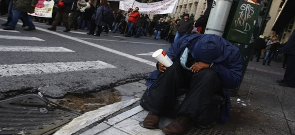 Poverty Levels in Greece