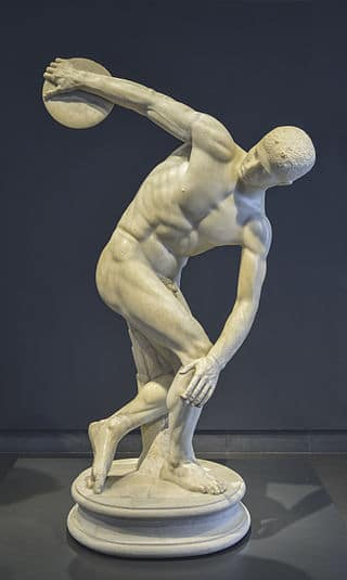 The Discobolus olympic games