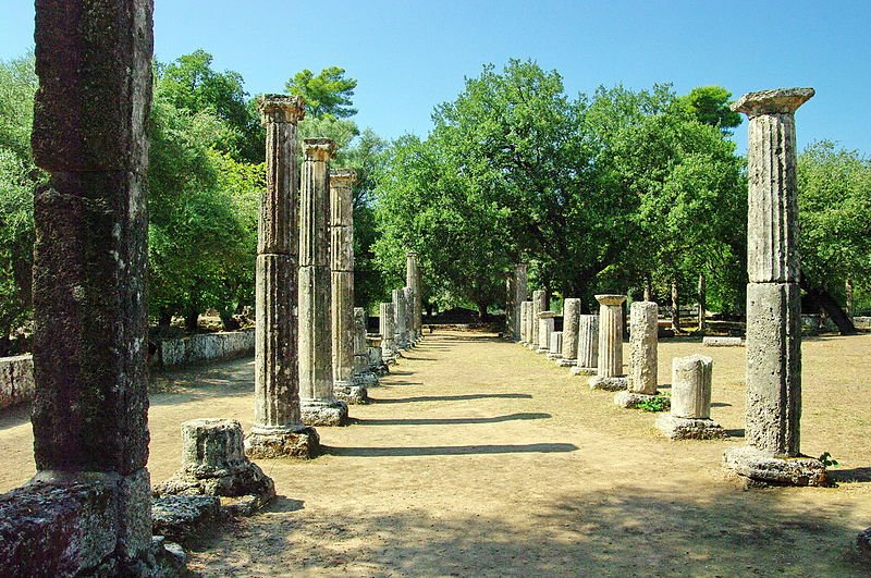 Ancient Greece Olympic Games