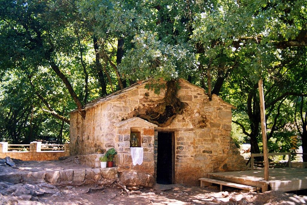 Greek mystery of Saint Theodora: Greece X files