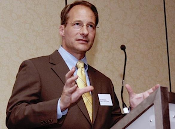 John Koenig US Ambassador to Cyprus