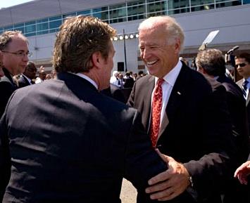 """Joe Biden to Greek-Americans: """"I am Joe Bidenopoulos"""""""