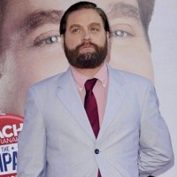 The campaign premiere Zach Galifianakis