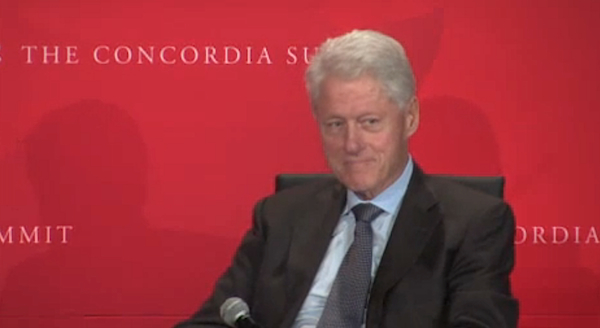 Bill Clinton from Concordia on Greece