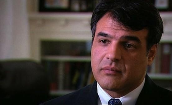 Greek-American former CIA agent, John Kiriakou
