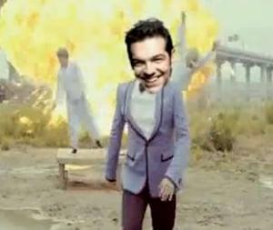 Gangnam Style Greek Parody & cover