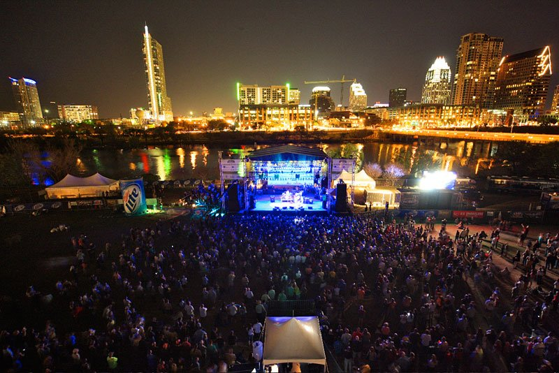 South by Southwest is one of the top cultural festivals in the world, showcasing music, film and web.