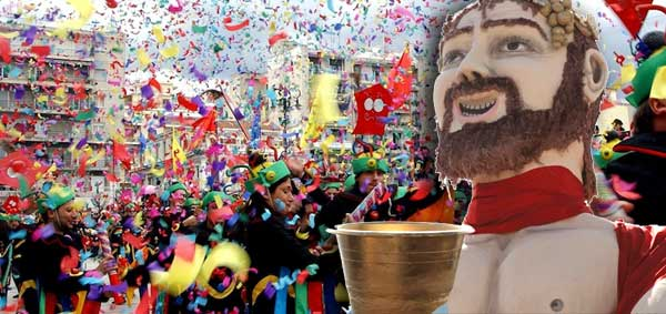 Greek-Carnival