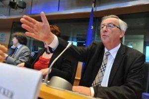 Eurozone chief Jean-Claude Juncker