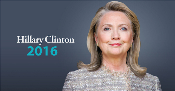Hillary Clinton 2016 confirmed