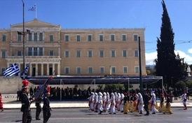 Athens Parade