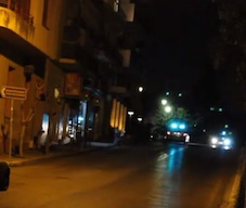 Bomb Explodes in Central Athens