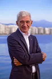 Thessaloniki Mayor Yiannis Boutaris