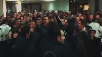 Violent Protest Voridis