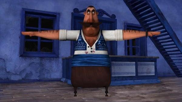 them Greeks animated short