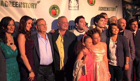 A Green Story Movie Party