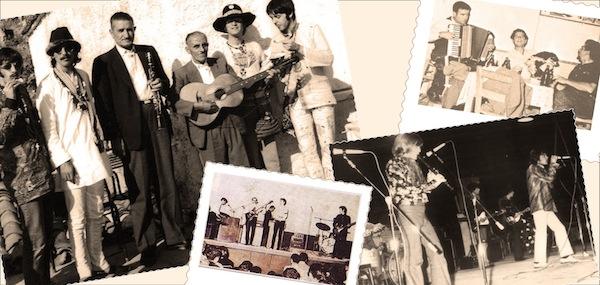 Rockers in Greece