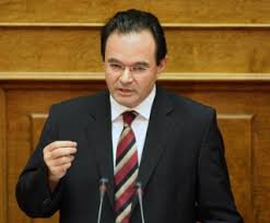Former Greek finance minister George Papaconstantinou