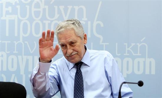 Under Fotis Kouvelis, DIMAR has disintegrated as a party