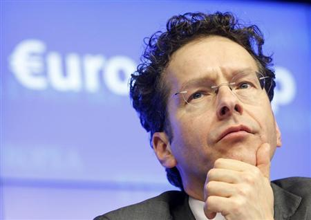 Eurozone Chief Jeroen Dijsselbloem