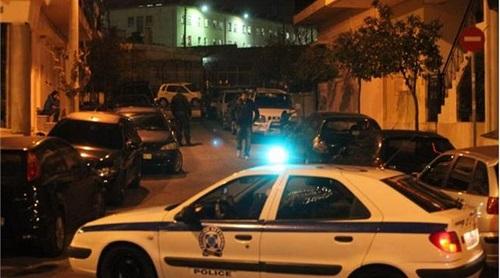 scuffle in Monastiraki