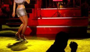singer Athens nightclub
