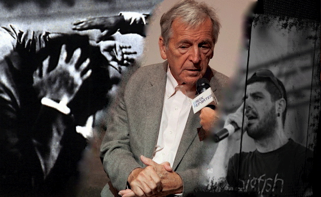 Costa Gavras Interview on Golden Dawn, Political Situation in Greece