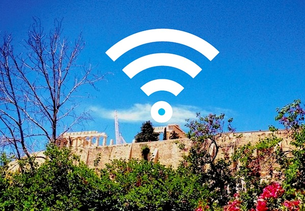 Greece will launch free nationwide wifi in 2014