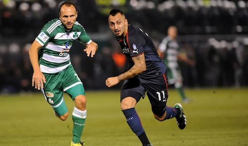 11/03/2013: Latest Greek Super League Results with Video