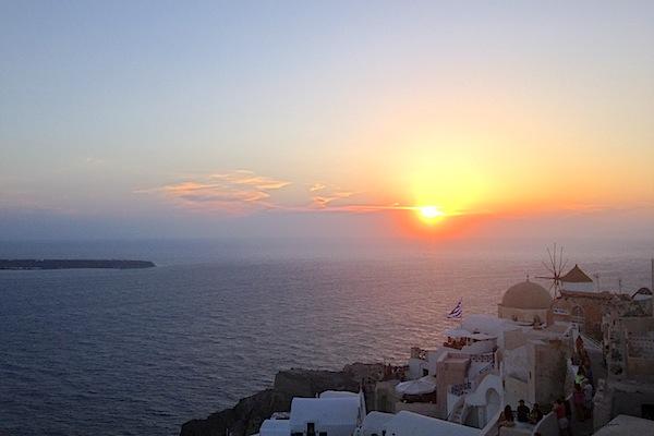 Sunset_Oia_Santorini