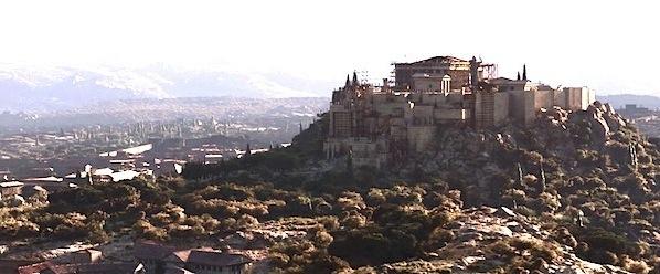 Acropolis in a 3D Video1