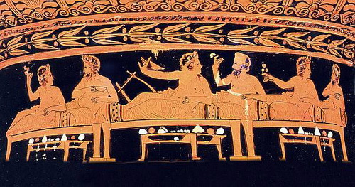 Ancient-Greeks-symposium
