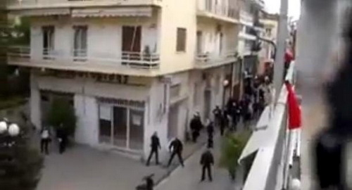 Greek Keratsini incident