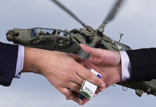 Greek defence bribe