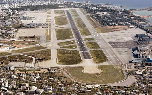 ellinikon airport Greece
