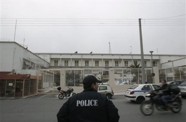 Greece Prison Escape
