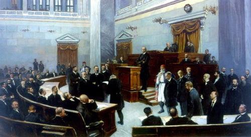 charilaos trikoupis parliament