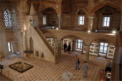 zincirli mosque_serres