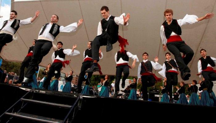 Greek festival sydney