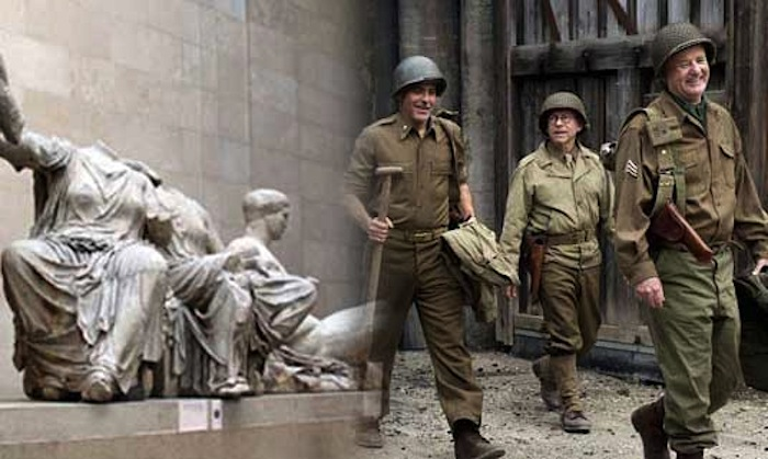 It's too late for The Monuments Men to save the Parthenon Marbles