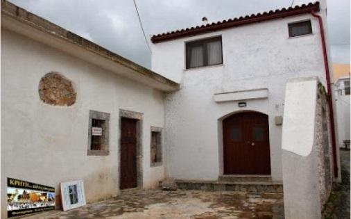 Olof Palme's residence in Crete, Greece
