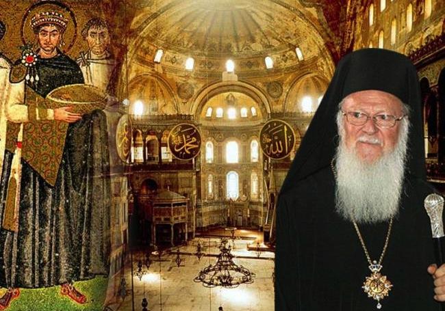 Bartholomew_ Hagia Sophia