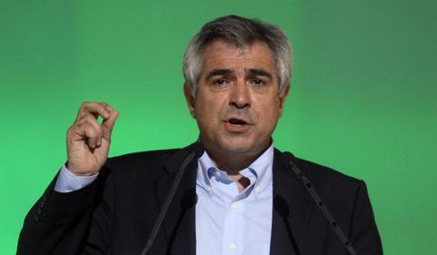 Former PASOK minister Michalis Karchimakis