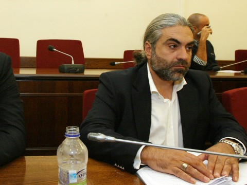 Chrysovalantis Alexopoulos said he didn't know what Golden Dawn was doing