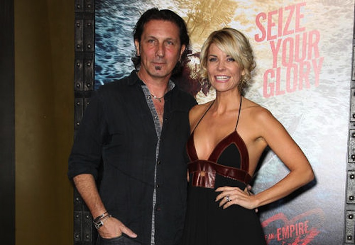 Patrick Tatopoulos and Mckenzie Westmore