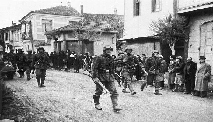 German Occupation of Greece