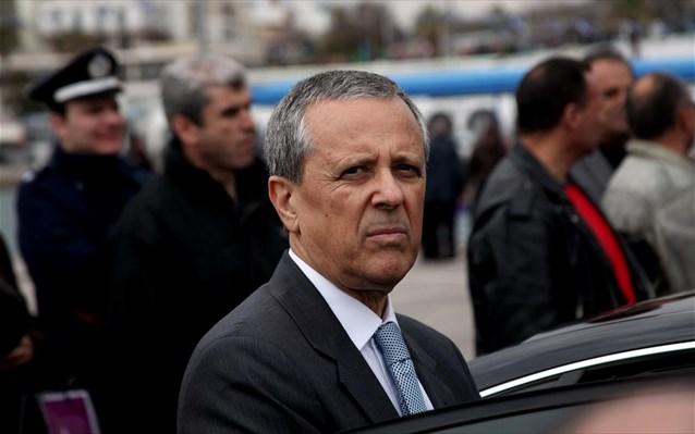 Former Cabinet Secretary Panayiotis Baltakos talked to Golden Dawn