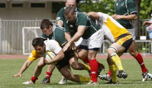 Cyprus vs Bulgaria rugby