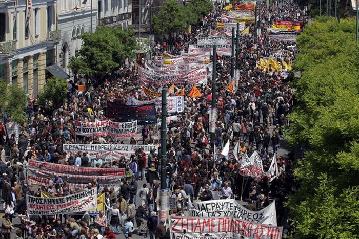 strike-Greece